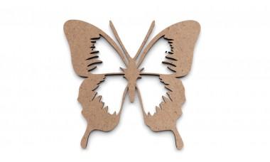 Dekor 3D: Motylek