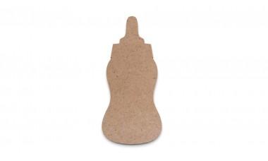 Dekor 3D: Butelka ze smoczkiem