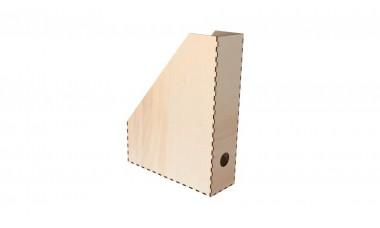 Stojak, organizer, segregator na teczki i dokumenty A4 z grawerunkiem lub bez