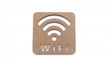 Znaczek na ścianę: WiFi