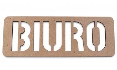 Znaczek na ścianę lub drzwi: Biuro